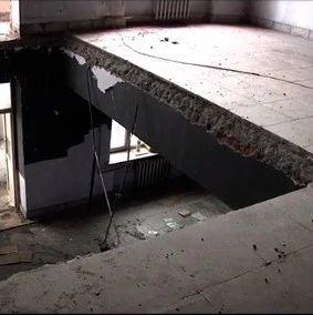 楼体突然震动,还以为是地震!竟是有人在砸楼板,还没少砸