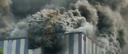华为广东一在建工地起火,致3人死亡