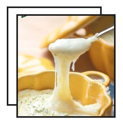 【明天吃】鲜虾口袋三明治、川北热凉粉、响油白菜、瀑布土豆泥、小圆子烩菜心