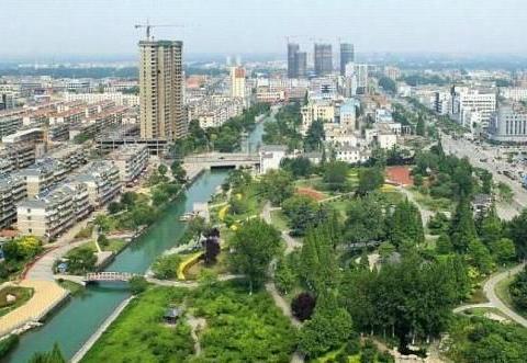 江苏一个幸运的县:新沂,有连徐高铁等三条高铁线交汇于此