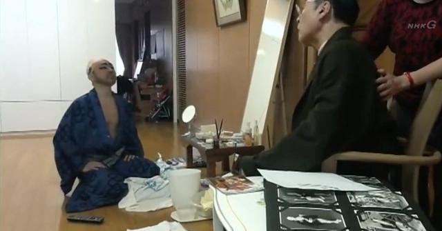 香川照之 父親