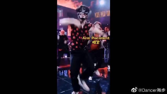 《蒙面舞王》丁泽仁跳Krump是什么样的……