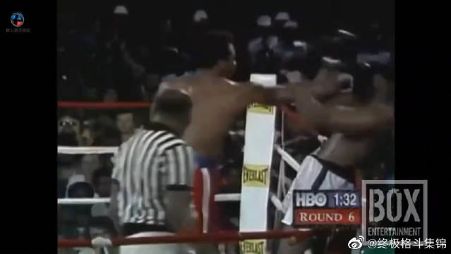 他是泰森都尊敬的拳王,拳王阿里职业生涯精彩瞬间