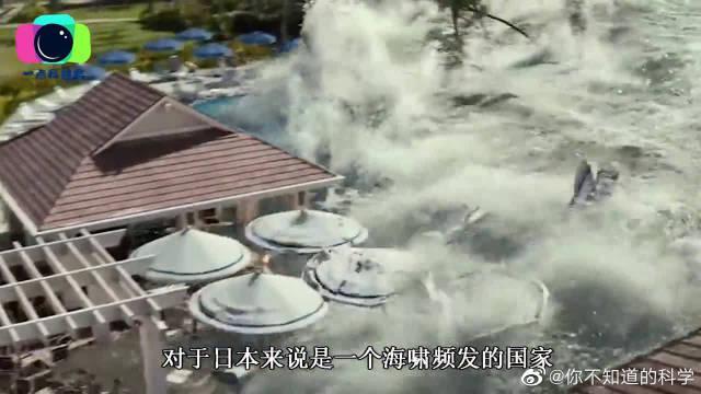 海啸破坏力居然如此强大,这个形成过程看完直打哆嗦,庆幸没遇到