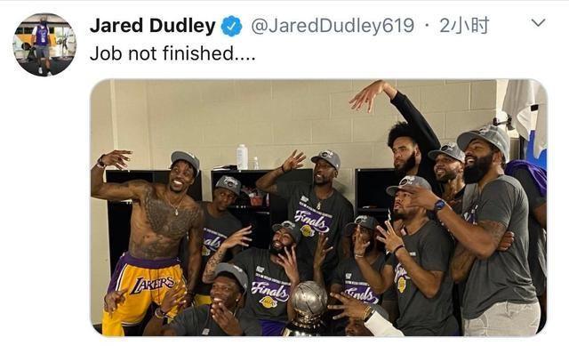 """勒布朗重申""""工作还没有完成"""",因为他们还需要征服NBA总决赛"""