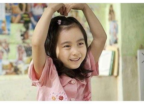 韩剧《戆爸的礼物》14岁葛素媛暴风成长 婴儿肥全消变气质少女