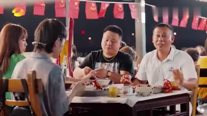 2020湖南卫视中秋之夜宣传片:10月1日19:30 致每一个为幸福努力奔跑的中国人