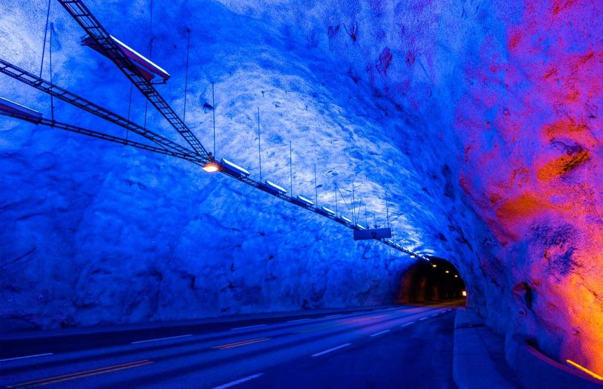 盘点世界上10条最美丽的隧道,中国一处上榜