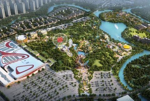 重庆融创文旅城开业邀请GAI,因人过多活动取消,游客高呼:退票