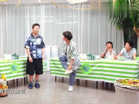 青春环游记:杨迪太惨了,放出歌词都能猜错,直接下跪节目组了