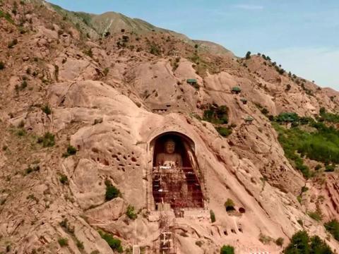 """须弥山石窟里,千年前的深厚艺术造诣,""""现代人都跟不上"""""""
