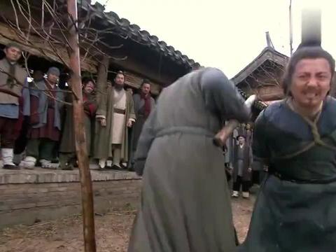 晁盖逼宋江做选择,杀了黄文炳既报大仇,也是上梁山的投名状