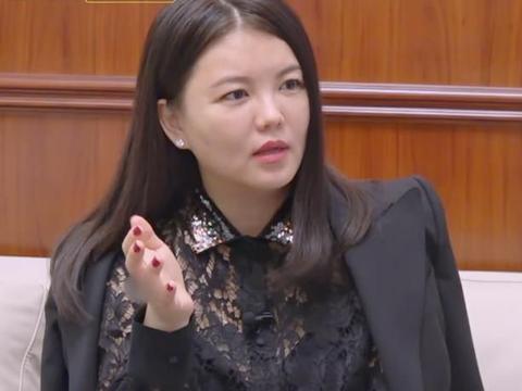 难怪张亮来做客,李湘要披外套,王岳伦把她气的说出原因,理解了