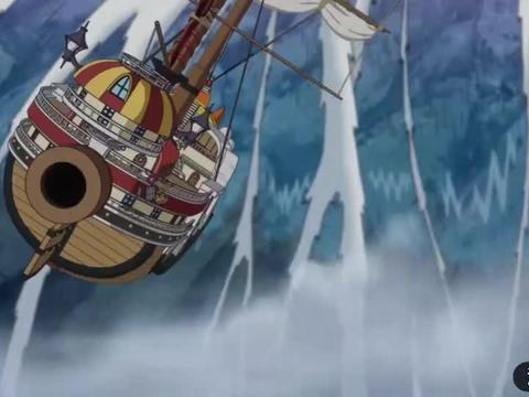 海贼王:大妈团情报无敌,草帽团有聪明的娜美,被路飞行动力吓死