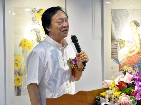 当代中国画名家:李健康