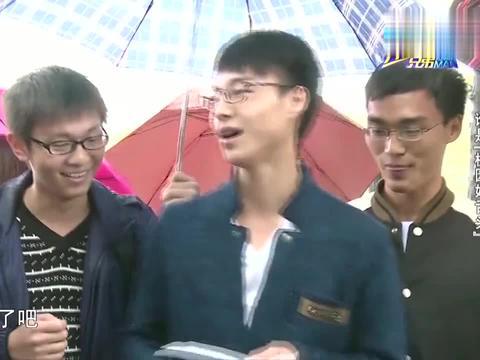 学生读绕口令表示太简单,流利武汉话听到杨颖,这实力太强大了