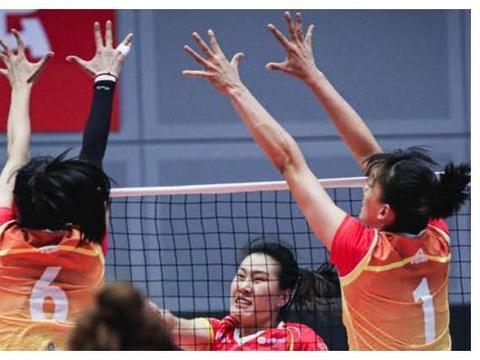 还是技不如人!北京女排1-3惨遭上海队逆转,八强仅剩理论可能