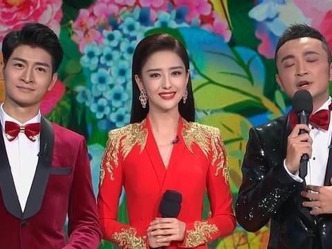 央视春节联欢晚会佟丽娅气氛、李沁甜蜜、鞠婧祎娇俏、吴磊都令人