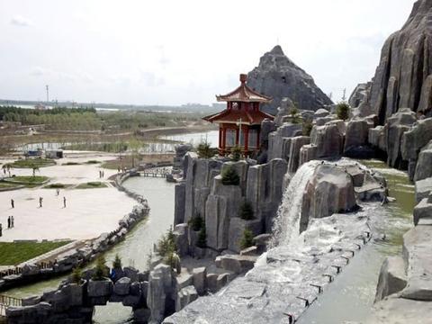 """大庆一大型公园走红,被称黑吉辽的""""后花园"""",耗资12亿门票0元"""