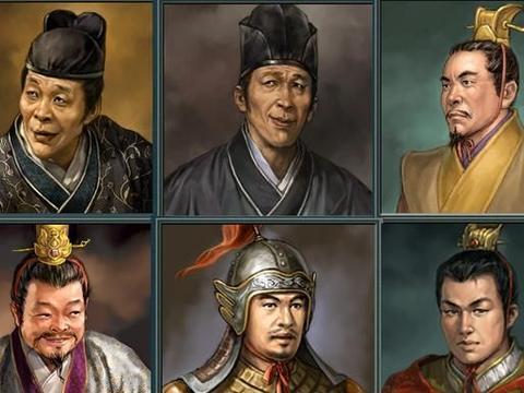 三国志11:总被特殊对待的四类武将,潜力的培养,垃圾当队长!