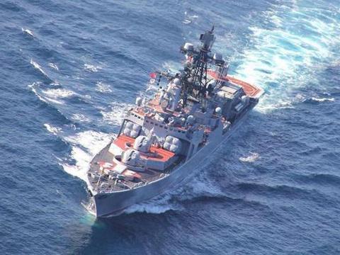 俄罗斯改造8000吨战舰,加装先进武器,缓解缺乏大型舰艇窘境