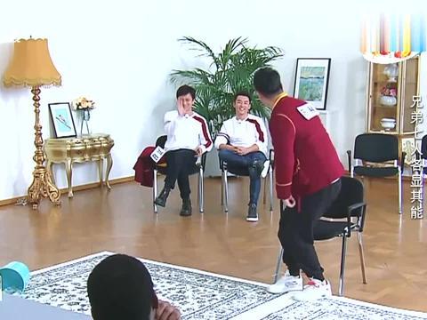 陈赫来面试一坐下就摔跤,瞬间开始怀疑人生,陈赫:非常抱歉
