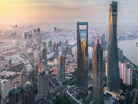 中国百强城市榜排名:北上广深继续领跑前四,杭州紧随其后