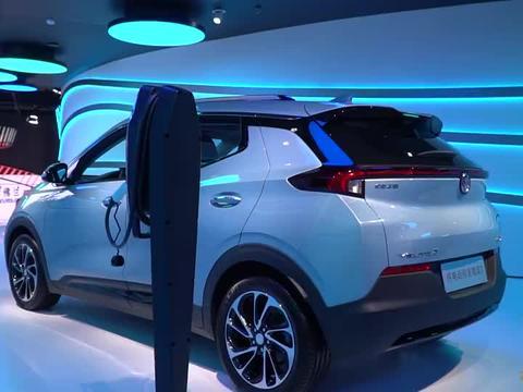 2020北京车展:别克展台速览,速戳!