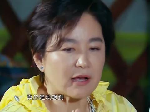 林青霞在节目完全放飞自我,和蒙古人载歌伴舞,真的太享受了