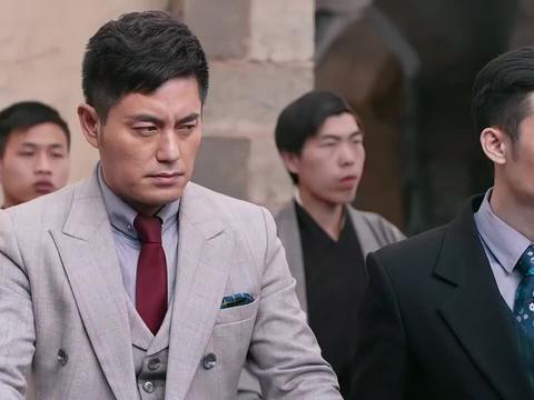 猛龙过江:卢绍青和日本女人结婚,大婚当日杀手闯进婚礼除掉鬼子
