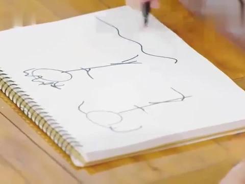 青春环游记:郎朗想在五秒内画个凤凰,杨迪在一旁都傻眼了