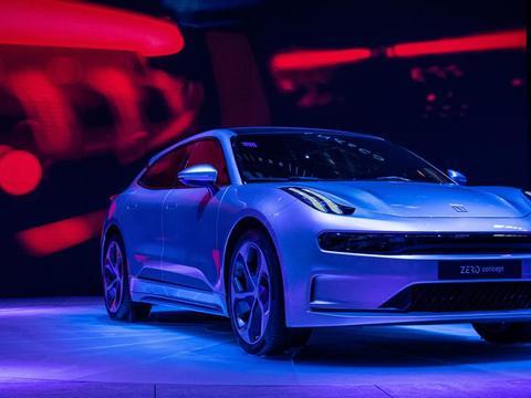 从当下到未来,领克ZEROconcept亮相北京车展