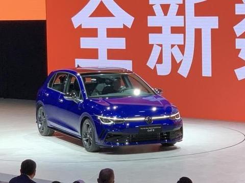 第八代高尔夫亮相北京车展 揭秘一汽-大众的数字化战略转型