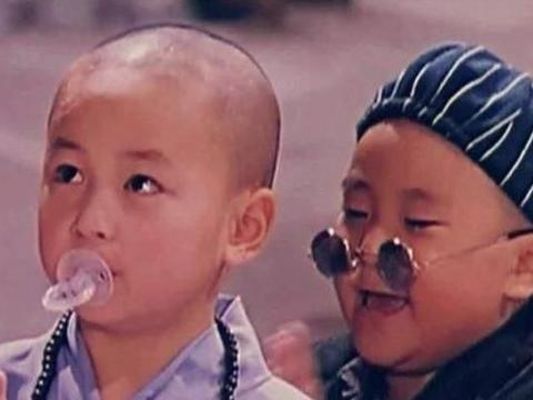 释小龙5岁出道,而他4岁被发掘,如今11岁便成为了新片主角