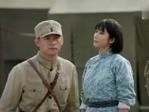 解放军首长要把民兵女队长留下,帮助特战队,这下特战队长急了
