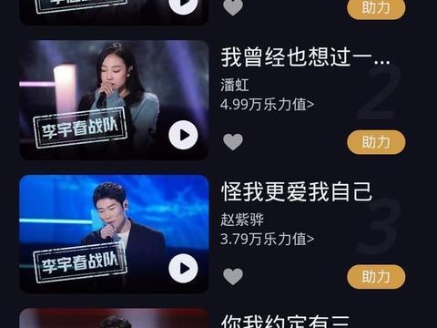 中国好声音:单依纯音乐助力榜第一,视频声量榜第四,路还很长