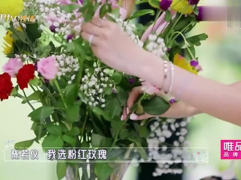 林妈妈和欧弟老婆聊陈若仪,婆婆开口就夸儿媳妇,导演都酸了!