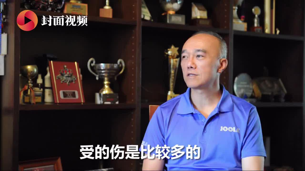 乒乓球奥运冠军陈龙灿:靠关键一分球奠定主力位置丨体育影响力人物