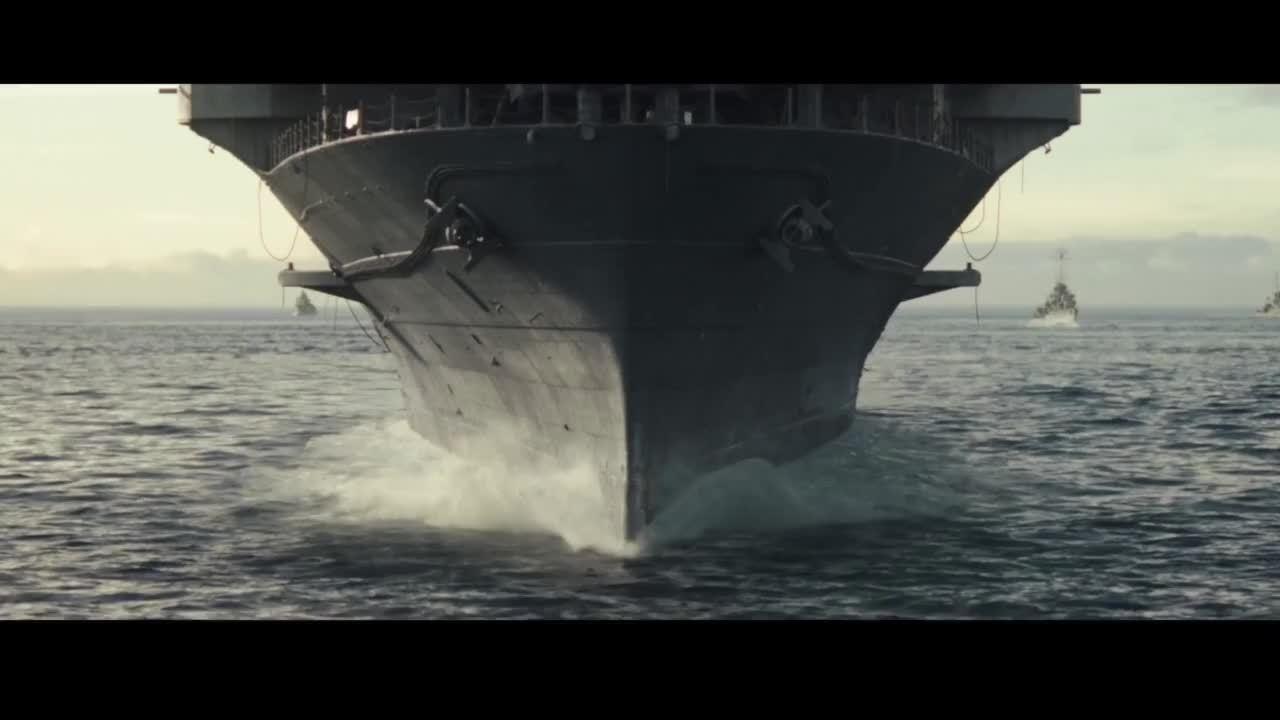 第二次世界大战中太平洋战争重要转折点中途岛海战小合集