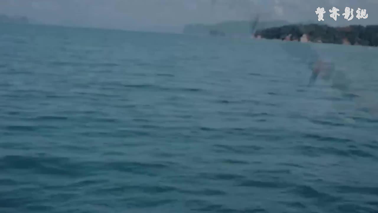 丧尸潮:黑药厂把死人扔进大海,海啸袭来,竟有成千上万只丧尸