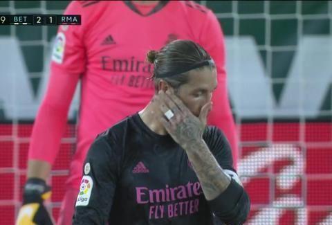 皇马翻车!葡萄牙人成为他们的苦主,胖虎拉莫斯眼望对方进球