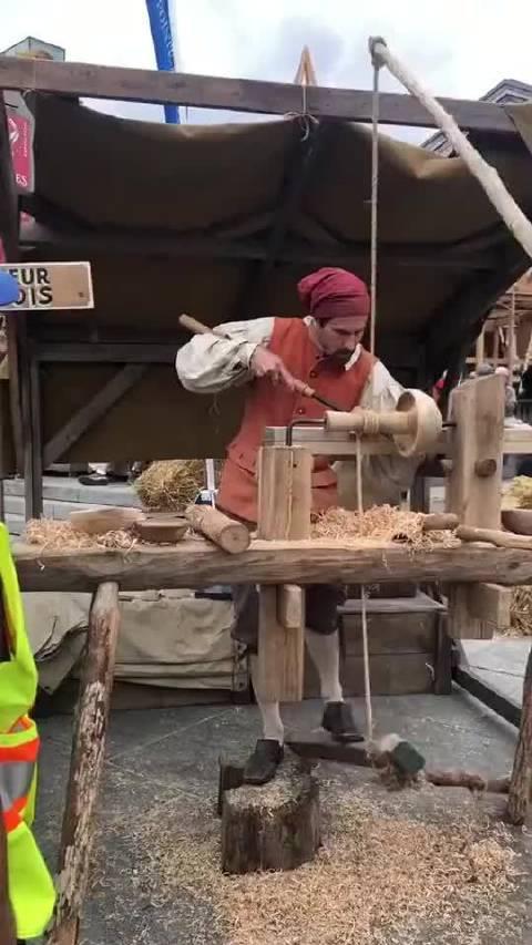 18世纪的木匠,非物质文化遗产