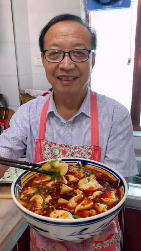 陕西老乔:陕西地道小吃酸汤水饺