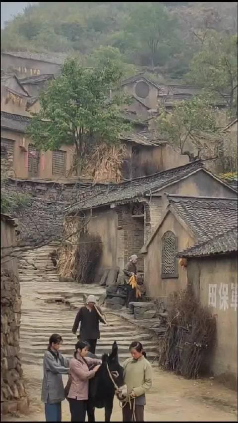 《功勋申纪兰》长治平顺拍摄现场❤ 视频:大太阳