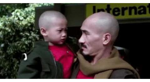 """香港第一""""光头佬"""",曾是周星驰的师父,却只有洪金宝请得动!"""