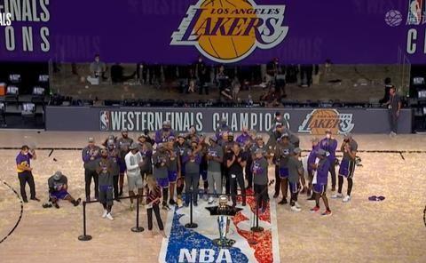 暴脾气!湖人4:1晋级,3000万先生要揍NBA状元!慢镜头交代原因