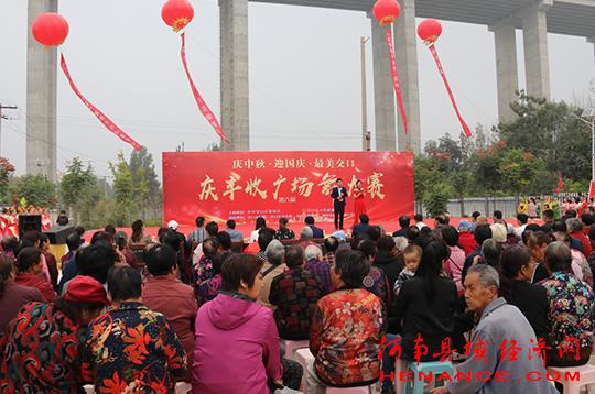 三门峡湖滨区:歌舞展演式消费扶贫增收