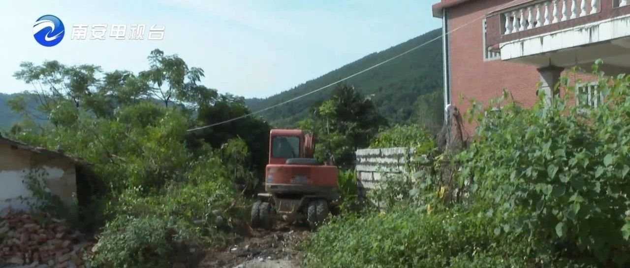 南安官桥拆除1100个旱厕,10月将组织验收!