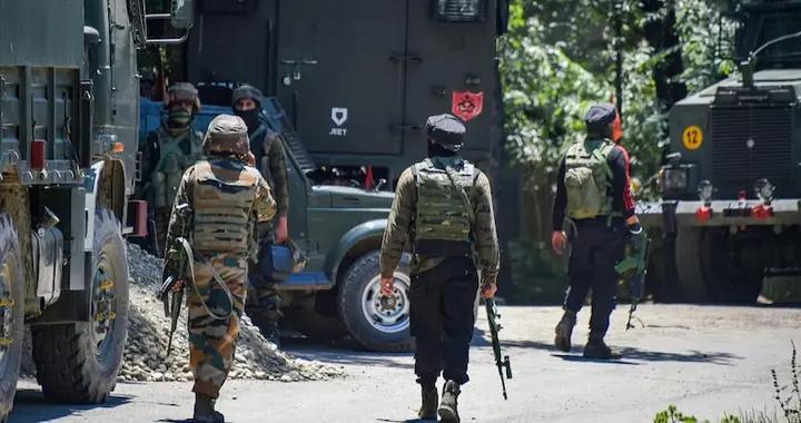 印度警方:印控克什米尔发生交火 2名武装分子被打死