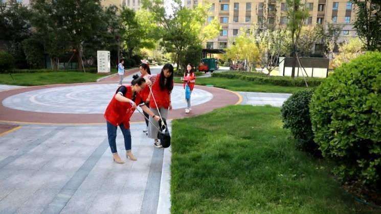 """东营经济技术开发区:打造""""红色物业模式""""提升居民幸福感"""